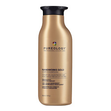 Pureology Nanoworks Gold Shampoo | For Very Dry, Color-Treated Hair | Renews & |
