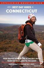 AMC's Best Day Hikes in Connecticut, 2nd : Four-Season Guide to 50 of the...
