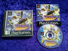 ps1 SPYRO 3 YEAR OF THE DRAGON Boxed COMPLETE Game Playstation PAL ps2 ps3