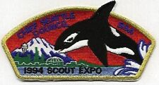 "Chief Seattle Council - 1994 ""Scout Expo"" CSP"