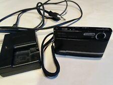 SONY CYBER-SHOT SUPER STEADY SHOT DSC-T9 Spitzen Digitalkamera mit Lupenfunktion