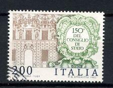 ITALIA 1981 SG # 1729 del Consiglio di Stato utilizzati #A 40456