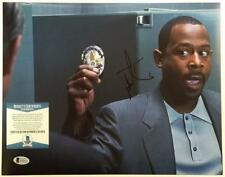 Actor MARTIN LAWRENCE Signed 11x14 Photo National Security Auto~ Beckett BAS COA