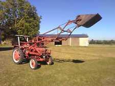 Traktor Schlepper Oldtimer IHC Farmall Rarität