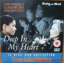 DEEP IN MY HEART TRUE LIFE STORIES LYNN WHITFIELD ANNE BANCROFT