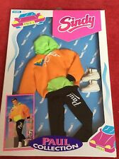 Ropa Paul Collection Sindy Hasbro 1993