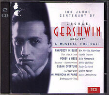 Gershwin Rhapsody in Blue in American in Paris Marriner Fitzgerald Garland 2cd
