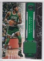 2017-18 Panini Cornerstones Memorabilia Jersey Boston Celtics Robert Parish