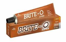 Pidilite Brite-O Cleans, Polishes and Protects Metal: Pack of 6 (25 g Each)