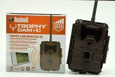 NEW Bushnell trophy cam HD Wireless 2G Sim camera infrared infra rouge nocturne