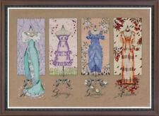Mirabilia Cross Stitch Chart. MD121 Dressmaker's Daughter
