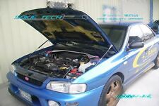 Carbon Fiber Strut Lift Hood Shock Damper kit for Subaru Impreza GC GF GC7 GC8