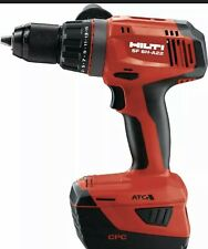 HILTI SF 6H-A22 Cordless Hammer Drill With 2 20v Battery And Fast Charger