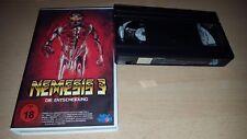 NEMESIS 3 - Die Entscheidung - uncut - New Vision Verleihtape - VHS - ab 18
