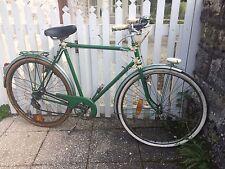 ancien vélo randonneur peugeot 1958 vintage old bike, à restaurer.