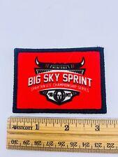 2016 Spartan U.S. Championship Montana (Big Sky) Sprint Race Patch