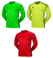 Adidas ONORE 16 GK L/S Jersey T-Shirts Goalie Top Soccer Football Goal Keeper