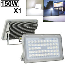 150W LED Flood Light Super Bright Cool White Outdoor Large Area Lighting Lamp