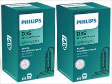 2x NEW PHILIPS XTREME VISION +150% D3S 42403XV2C1 4800K HEADLIGHT GERMANY GEN 2