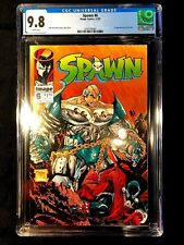 Spawn #6 CGC 9.8 NM++ GEM  White Pages 11/92  1st App. of Overt-kill  Todd McFa