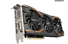 GIGABYTE GeForce GTX 1080 DirectX 12 GV-N1080WF3OC-8GD + EK Waterblock