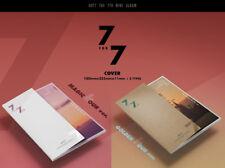 GOT7 - 7 for 7 [RANDOM ver.] CD+ Booklet+ Card+Lyrics book+ 1 Folded Poster KPOP