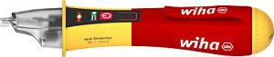 Wiha Voltage Tester Volt Detector Current Contactless 12-1.000 V AC 25513/25514
