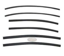 LAND ROVER FREELANDER 2 - FULL FRONT & REAR WHEEL ARCH PROTECTOR TRIM SET-TRM001