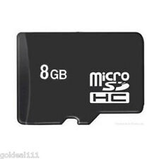 Brand New Class 6 8GB Micro SD/Micro SDHC/TF Flash Memory Card 8GB 8G