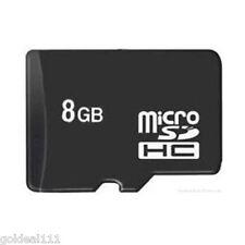Brand New Class 6 8GB Micro SD/Micro SDHC/TF Flash Memory Card 8GB 8G