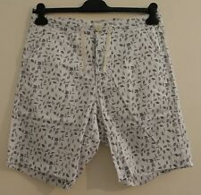 "Oliver Spencer Bermuda Shorts Size Small uk 32"" Waist"