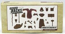 Vitruvian H.A.C.K.S. CBK007 Magic Users Character Creator Kit (Monks Robe Brown)