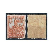 IT6168 - 1928 Emanuele Filiberto 50cent Sas.233 nuovo MNH/**