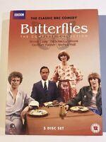 BUTTERFLIES THE COMPLETE COLLECTION BBC DVD BUNDLE NICHOLAS LYNDHURST