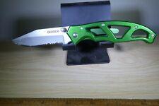 Gerber Paraframe #4660713A Single Blade Pocket Knife (M-5)
