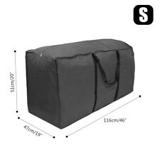 Christmas Tree Storage Bag Waterproof Deluxe Heavy Duty Holiday Up to 9Ft