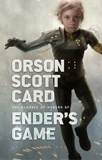 Enders Game Book Hardcover by Orson Scott Card Hardback Ender's Game
