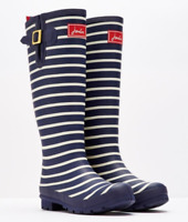 Joules Welly Print (French Navy) 30% OFF **ONLY UK 8's LEFT**