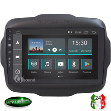 AUTORADIO JEEP RENEGADE ANDROID QUADCORE 8.0 TOUCH WIFI  GPS BLUETOOTH MIRROR LI