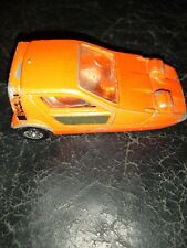 Corgi Bond Bug 700 ES 389 Great Britain Orange