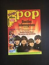 Pop 20/1975 BEATLES Deep Purple Tommy Bolin Fotos! SWEET Uriah Heep ALVIN LEE