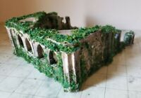 dungeons and dragons miniature ruins,pro painted,new,durable,playable,realistic