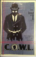 Cowl #1 NM- 2nd Print Free UK P&P Image Comics