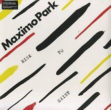 MAXIMO PARK RISK TO EXIST VINILE LP COLORATO RECORD STORE DAY 2017 NUOVO