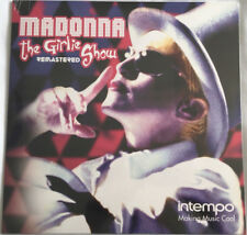 Madonna The Girlie Show Remastered LP Vinyl Record Intempo NEW Sealed