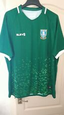 Sheffield Wednesday Away Shirt 19/20 Short Sleeve XXXXXL 5XL England Elev8 BNWT