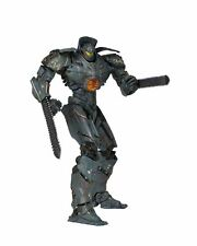 "Jaeger Gipsy Danger Battle Damage 7"" Action Figure NECA Pacific Rim Series 2"