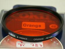 Original Cokin Filter Foto Photo Lens Orange 62mm 62 E62 France fi787(5)