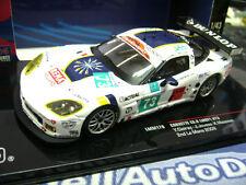 CHEVROLET Corvette C60R Le Mans 2009 #73 Maass IXO 1:43
