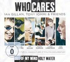 Whocares-Out of My Mind, holy water-CD